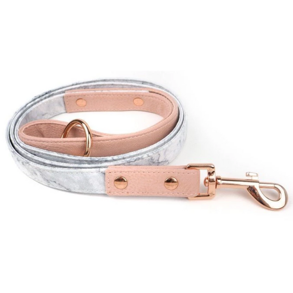 Marble Luxe City Dog Leash