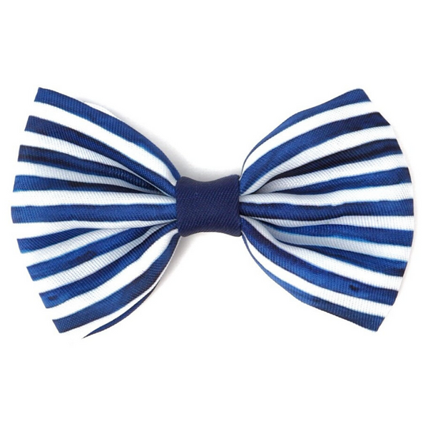 PUPSTYLE Stripe Squad Bow Tie | Peticular