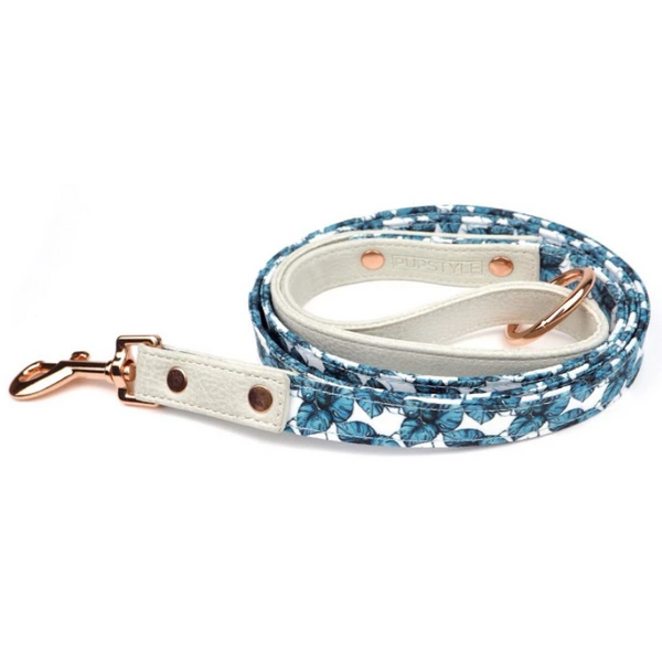 PUPSTYLE Palm Vibes City Dog Leash | Peticular
