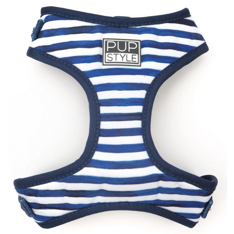 PUPSTYLE Stripe Squad Dog Harness | Peticular
