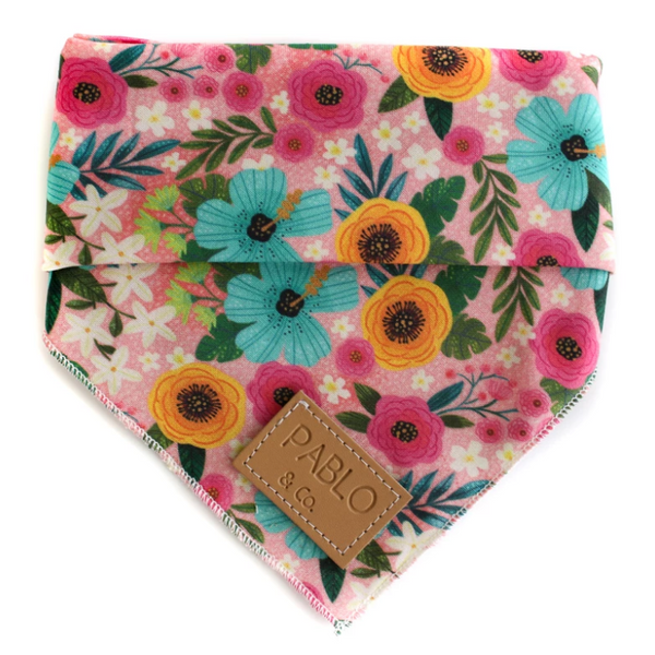 Tie-Up Bandana | The Floral Edit
