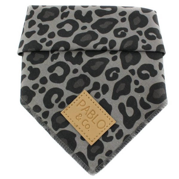Tie-Up Bandana | The Classic Leopard