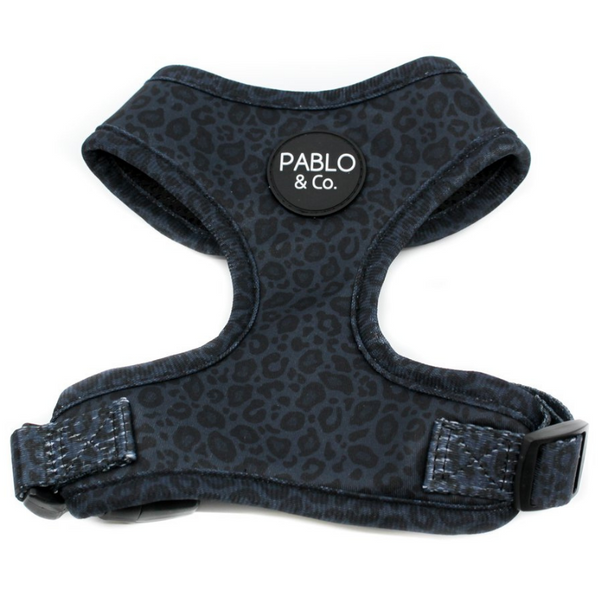 Adjustable Dog Harness | The Classic Leopard