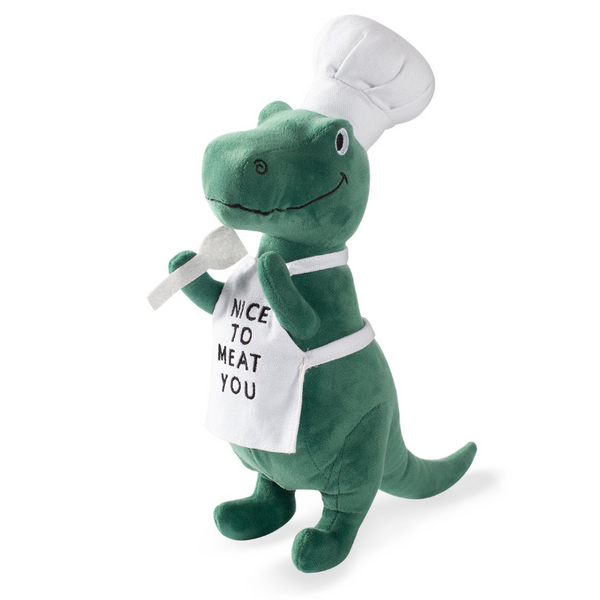 BBQ Rex Dog Toy