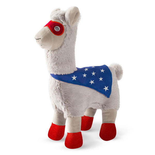 Super Llama Dog Toy