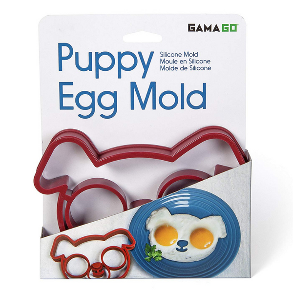 William Valentine Puppy Egg Mold | Peticular
