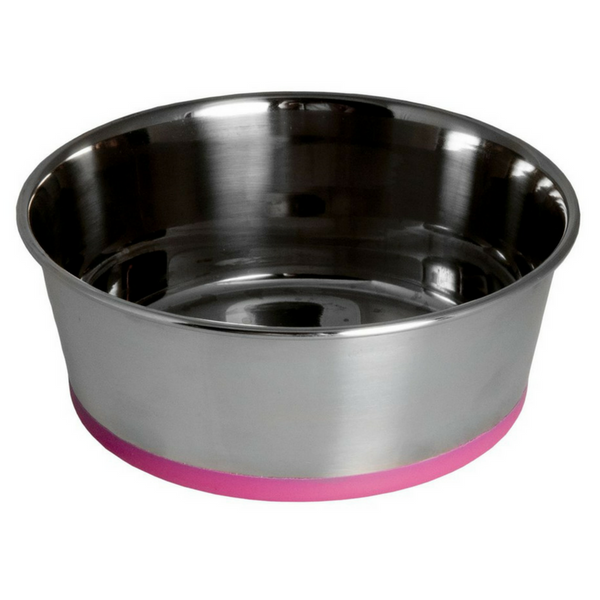 Stainless Steel Slurp Bowl | Pink