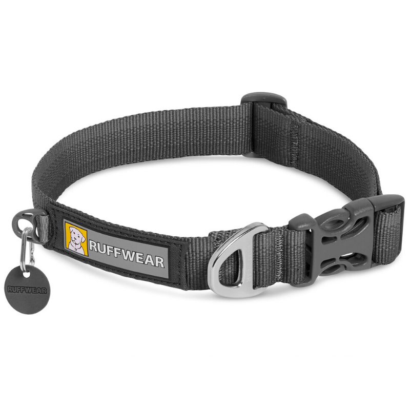Ruffwear Front Range Collar | Twilight Grey | Peticular