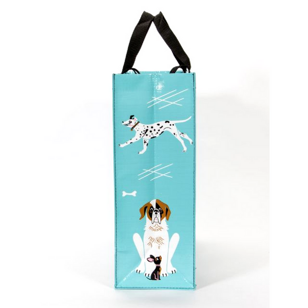 Blue Q Shopper Bag | People To Meet: Dogs | Peticular