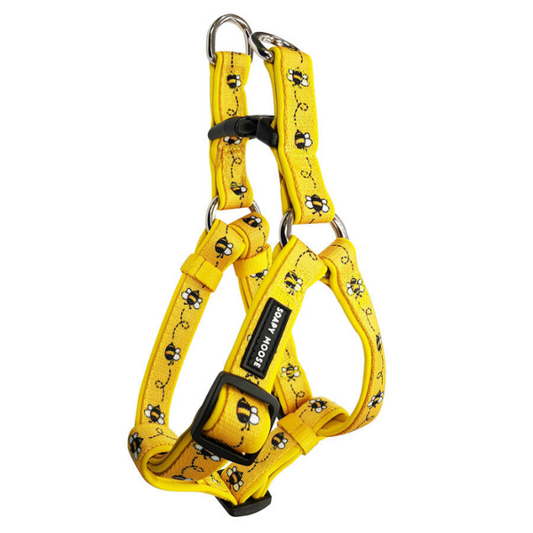 Busy Bee Step-In Dog Harness