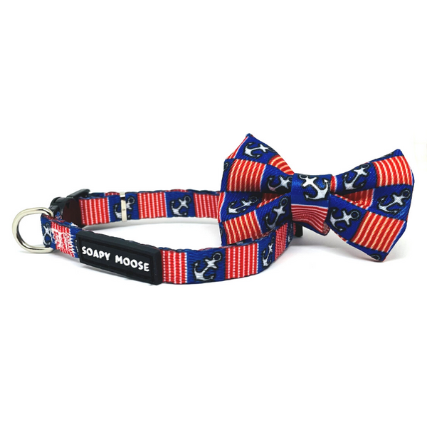 Hello Sailor Cat Collar