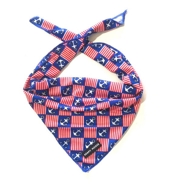 Tie-Up Bandana | Hello Sailor