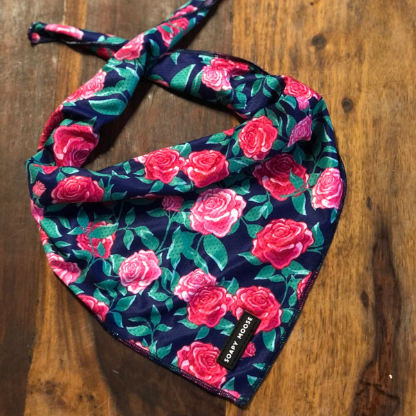 Tie-Up Bandana | The Evelyn
