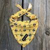 Soapy Moose Tie-Up Bandana | Busy Bee | Peticular