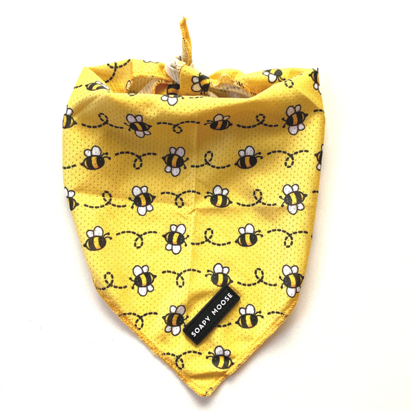 Tie-Up Bandana | Busy Bee