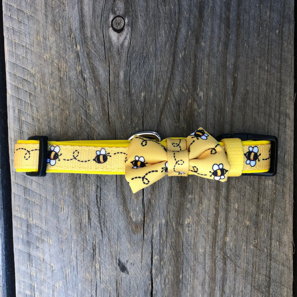 Soapy Moose Busy Bee Collar | Peticular