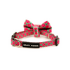 Soapy Moose Hot Pink Watermelon Cat Collar | Peticular
