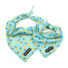 Soapy Moose Tie-Up Bandana | Pineapple Slice | Peticular