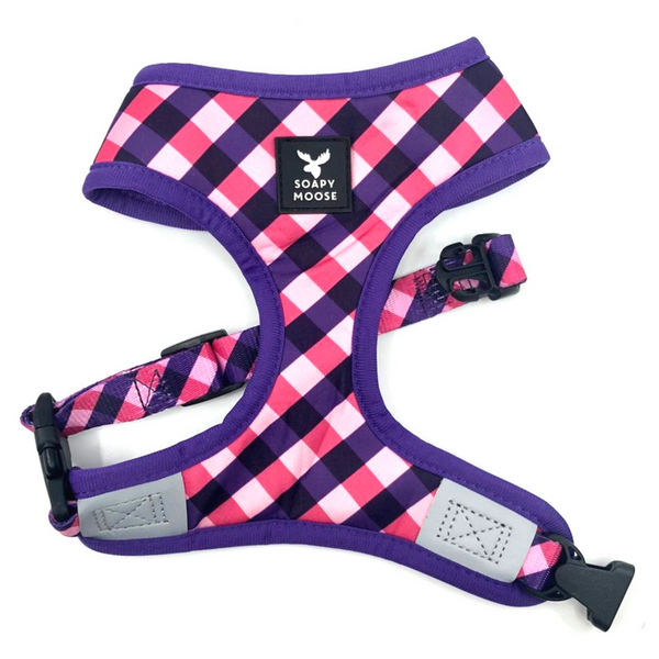 Reversible Dog Harness | The Fashionista
