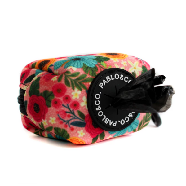 The Floral Edit Poop Bag Holder
