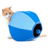 United Pets Cat Cave Trend | Blue | Peticular