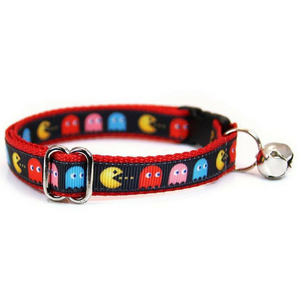 Made by Cleo 8-Bit Hero Cat Collar | Peticular