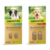 Bayer Drontal Dog Allwormer Chewable | Peticular
