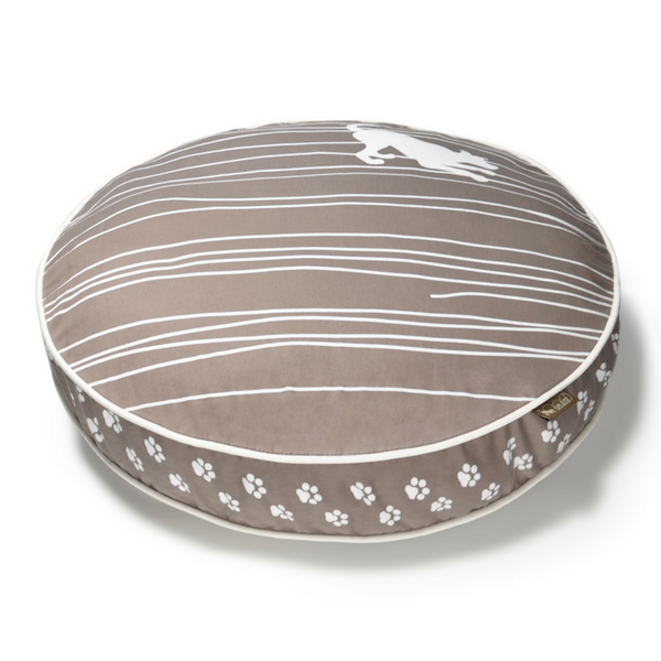 P.L.A.Y Dog On Wire Pet Bed | Almond | Peticular