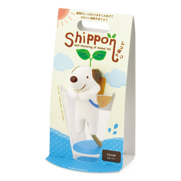 Eggling Shippon Dog | White Clover | Peticular