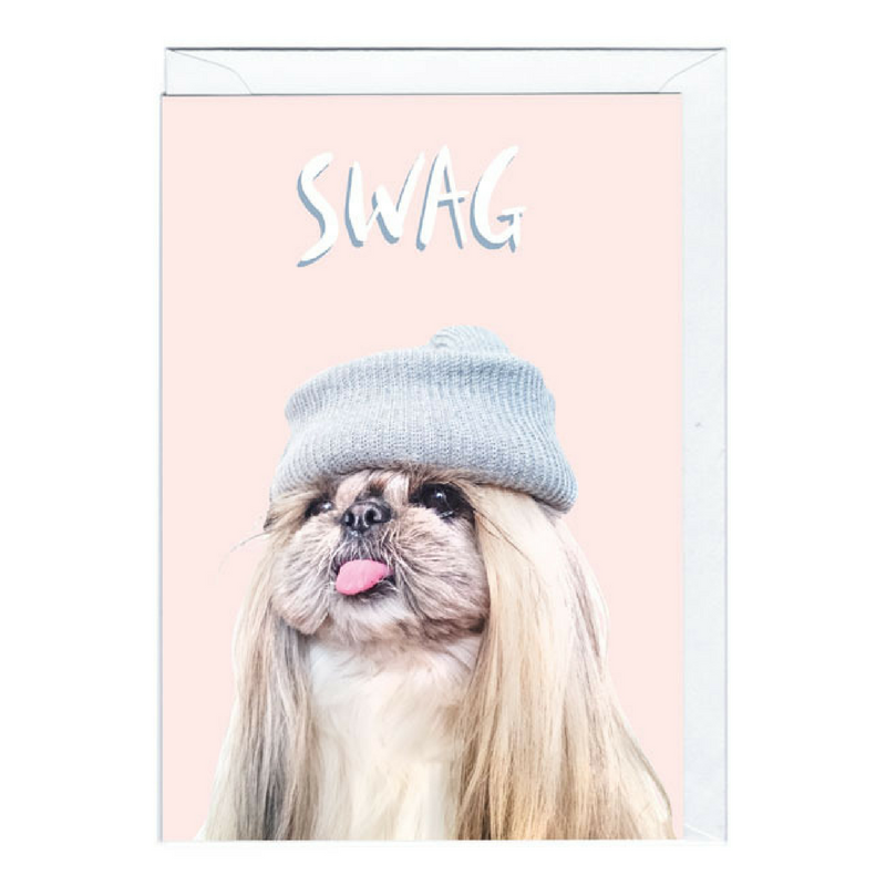 Bobangles Blank Card | Swag | Peticular