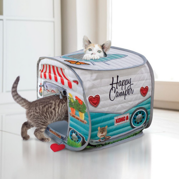 PlaySpaces Cat House | Camper