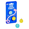 Dog Crazy Pin & Tag Set | Ball Life