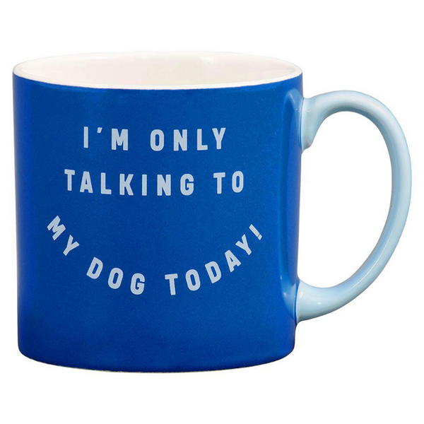 Wild & Wolf Mug | Dog Only | Peticular