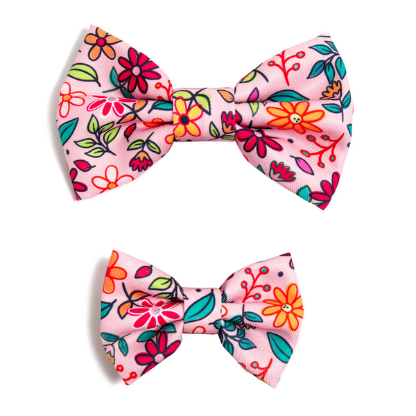 Bloomin Bow Tie