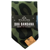 Wildling Pet Co. Dog Bandana | Jungle | Peticular