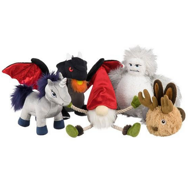 Willow's Mythical Plush Toys