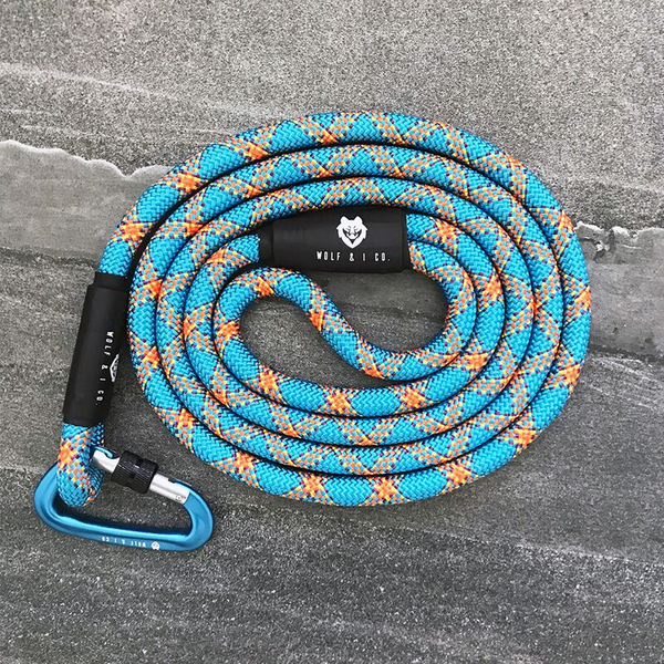Wolf & I Co. Apache Climbing Rope Dog Leash | Peticular