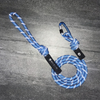 Baja Blues Knotted Climbing Rope Dog Leash