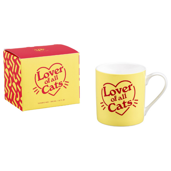 Mug | Lover Of All Cats