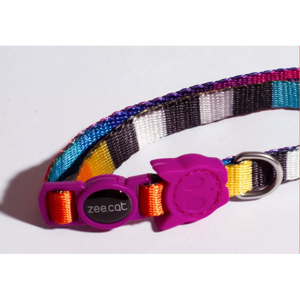 Zee.Dog Zee.Cat Prisma Cat Collar | Peticular