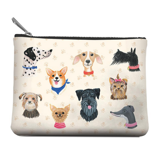 Zippered Pouch | Doggone Cute