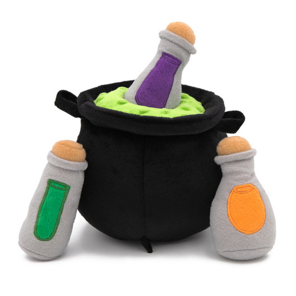 Interactive Dog Toy | Witch's Brew