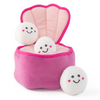 Interactive Dog Toy | Pearls In Oyster