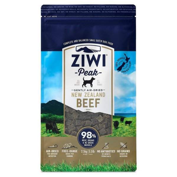 Air-Dried Dog Food | Beef