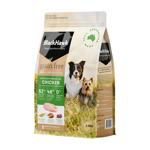 Grain Free Dog Food | Chicken