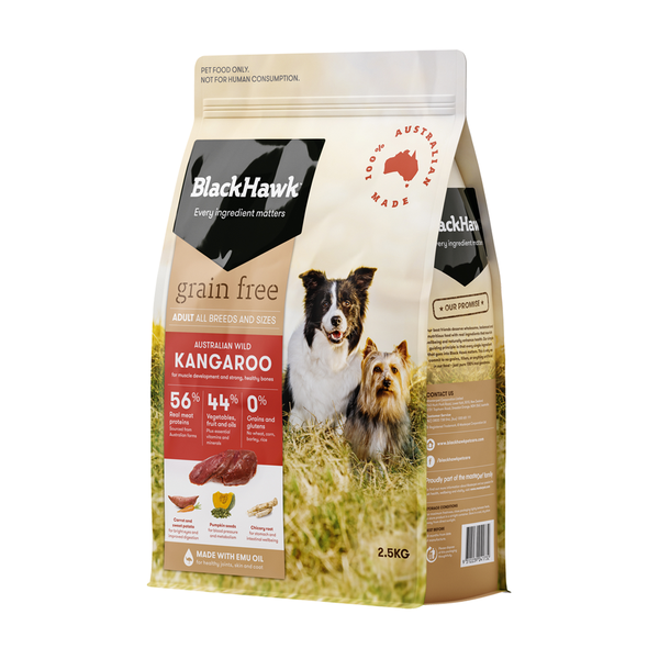 Grain Free Dog Food | Kangaroo