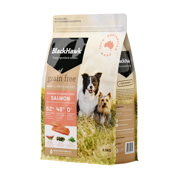 Grain Free Dog Food | Salmon