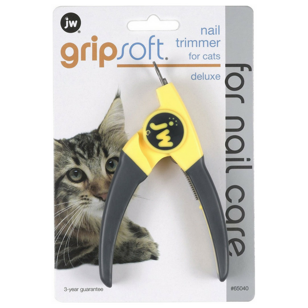 GripSoft Deluxe Cat Nail Trimmer | Peticular