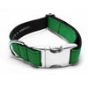 MATTIE + MARGOT Emerald Dog Collar | Peticular