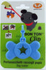 United Pets Bon Ton Bag Clip | Blue | Peticular
